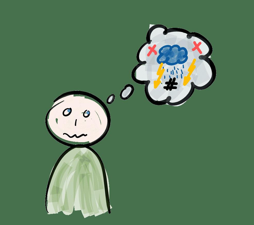 mentaler Druck bei vorzeitigem Samenerguss