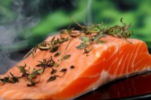 Potenzsteigernde Lebensmittel - Lachs und Thunfisch