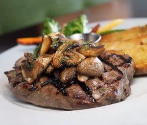 Potenzsteigernde Lebensmittel - Rinderfilet