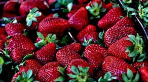 Potenzsteigernde Lebensmittel - Dunkle Früchte