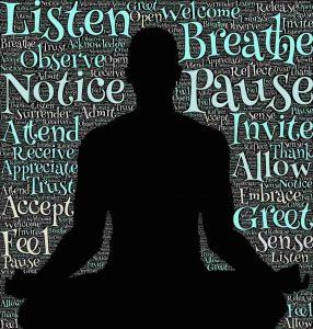 Meditation gegen