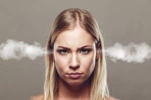 Zuviel Stress - Lustlosigkeit der Frau