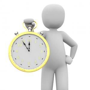 Zeit für vorzeitige Ejakulation