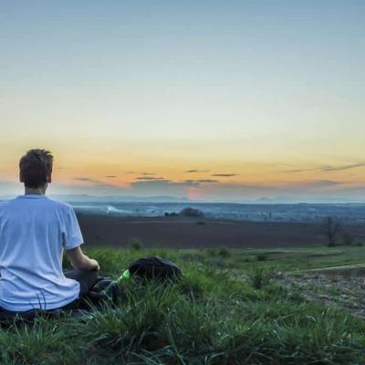 Richtig Meditieren Titelbild